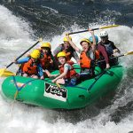 Whitewater rafting with Mother Lode