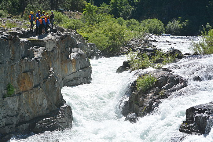 Raft the Middle Fork - Mother Lode