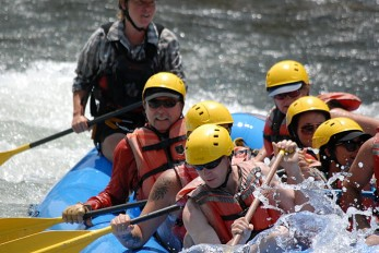 California Whitewater Rafting - South Fork