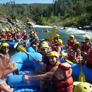 Living Social Rafting