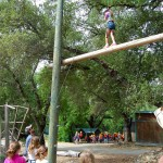 High Ropes: Cat Walk