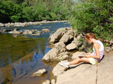 Outdoor Education River Science Program