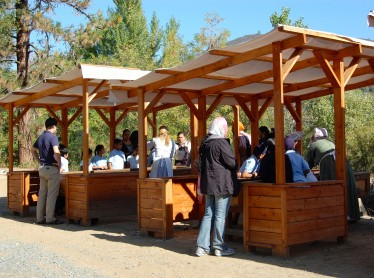 Gold Rush Outdoor Education on the American RIver