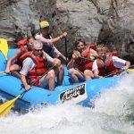 Chili bar rafting american river