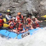Satans Rapid South Fork American Raft