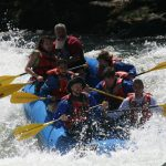 Chili Bar South Fork American River Raft