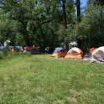 Camping Accommodations