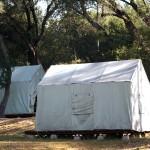 Canvas Cabin Tent: F