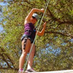 High Ropes: Cat Walk Element