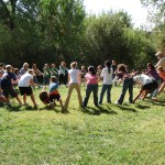 Low Ropes: School Group