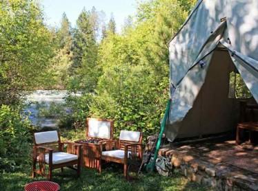 Glamour Cabin