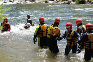 Mother Lode Whitewater Guide School