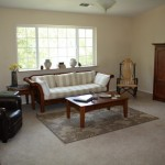 Living Room - Eco-Friendly Retreat House