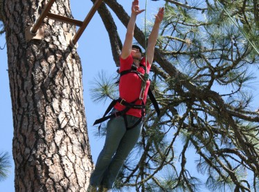High Ropes: Leap of Faith