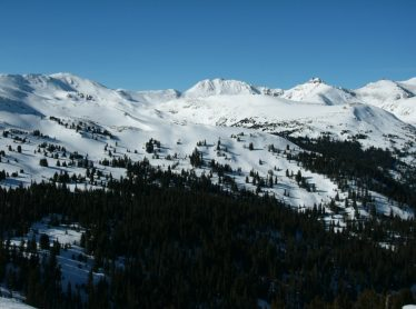 Sierras blanketed with snow Jan 20, 2017