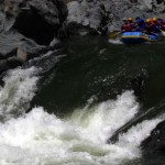 North Fork American River: Drop Approach