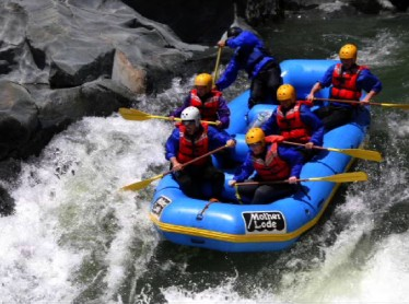 California Whitewater Rafting - North Fork