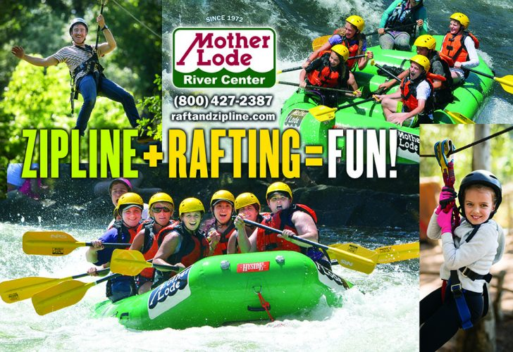 Mother Lode Raft & Zip Sale