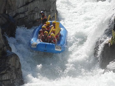 California Whitewater Rafting - Middle Fork